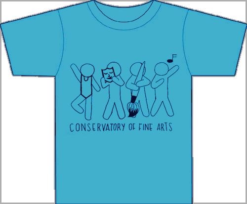 Conservatory T-shirt
